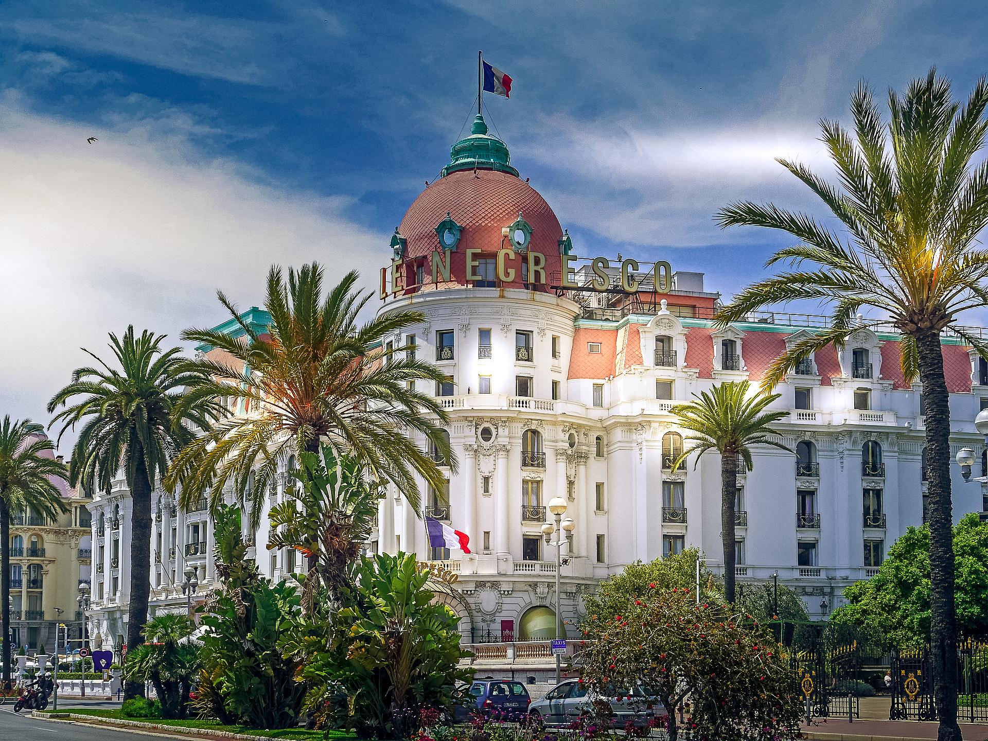 Où loger pour un voyage de luxe à Nice