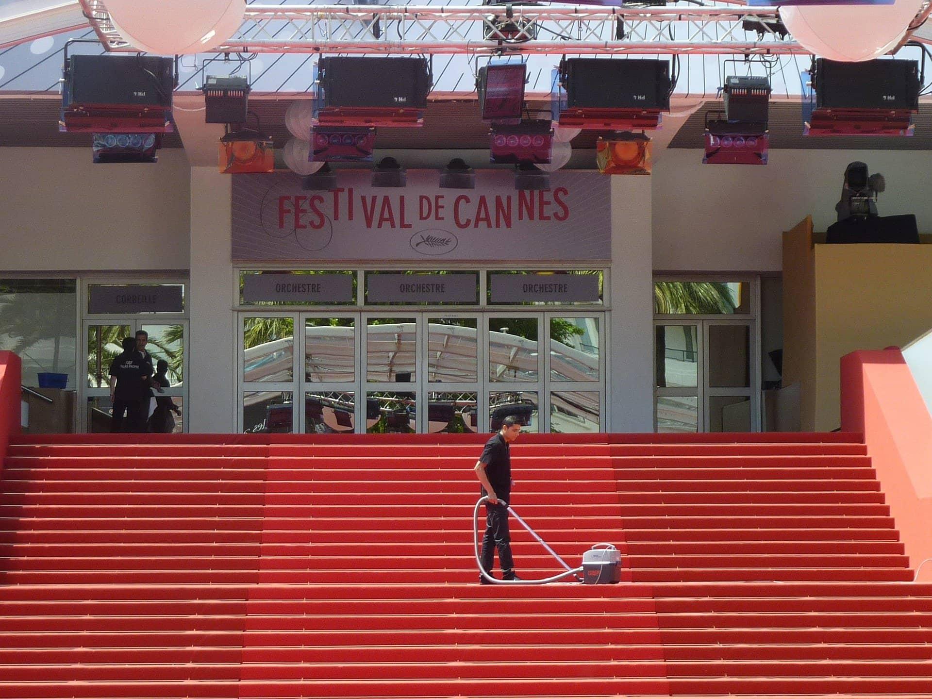 festival de Cannes 2021 : le choix du bon prestataire logistique
