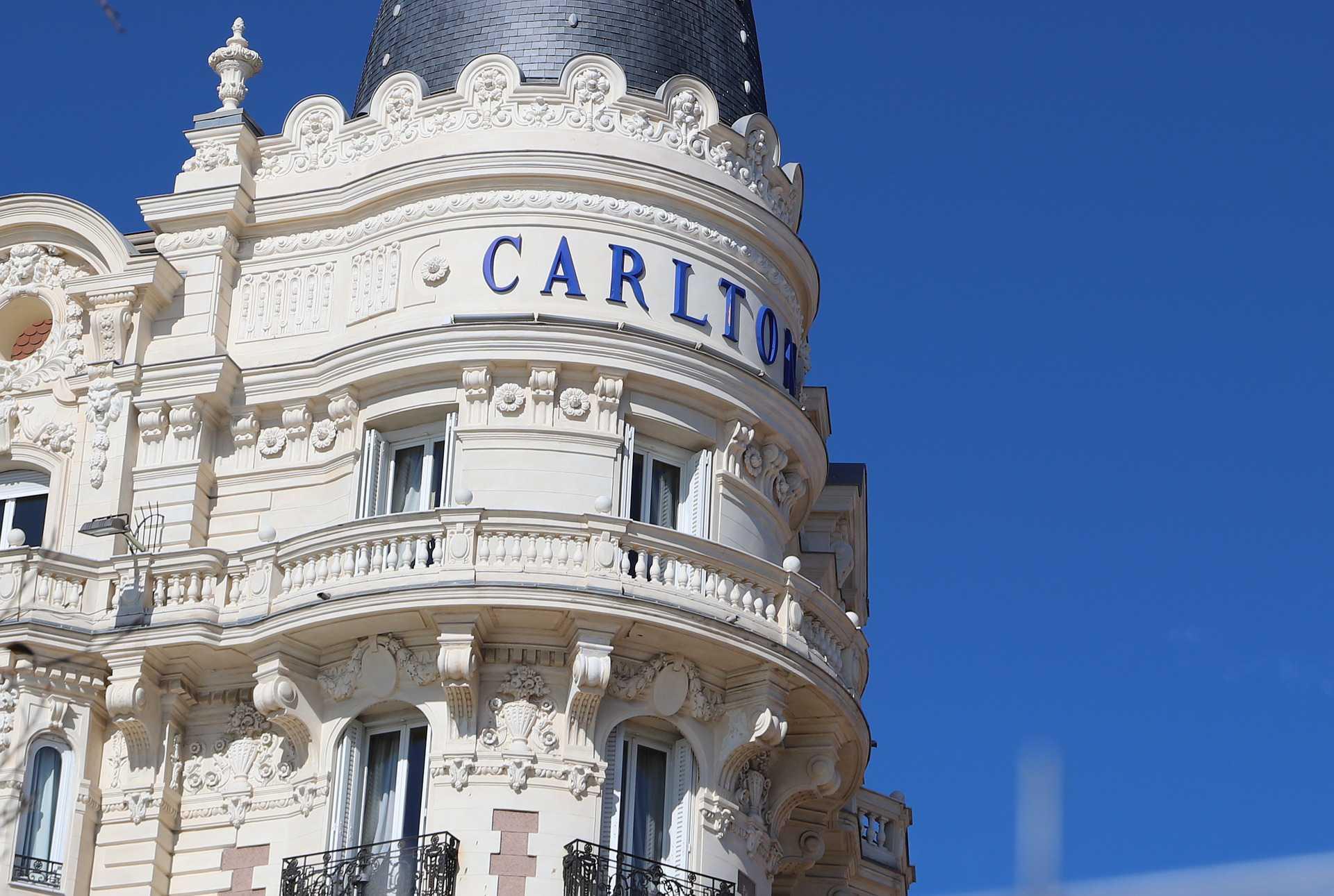 Carlton de Cannes : l'hôtel luxueux de la Croisette