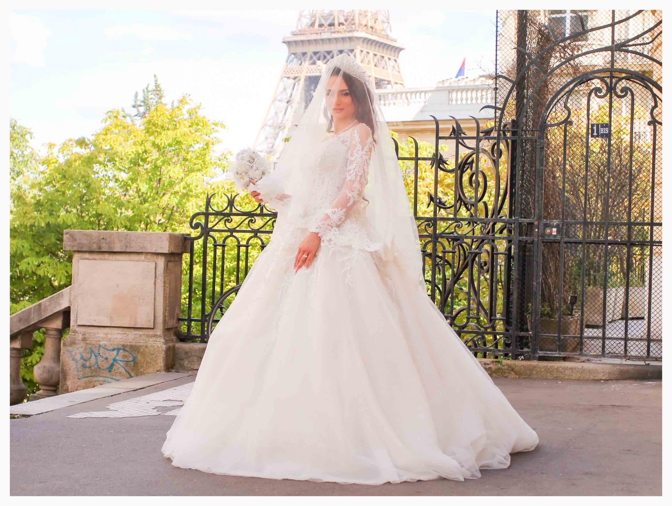 robe de mariage de luxe : les astuces pour votre achat